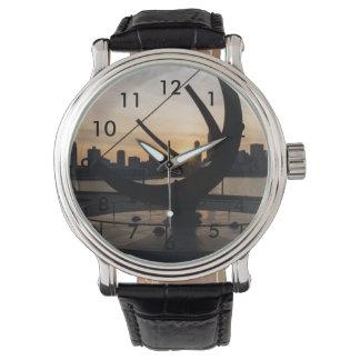 Sundial Sunset Wristwatches