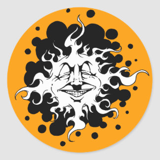 Sundistic Sticker