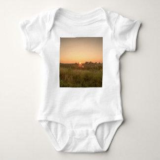Sundown Baby Bodysuit
