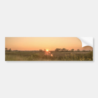 Sundown Bumper Sticker