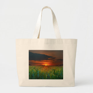 Sundown Large Tote Bag