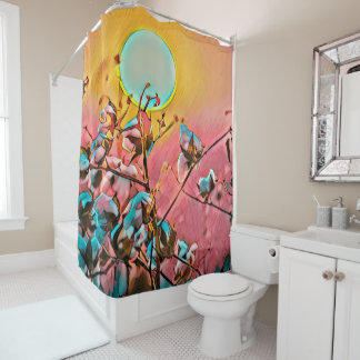 Sundown Shower Curtain