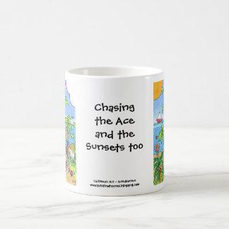 Sundowners mug