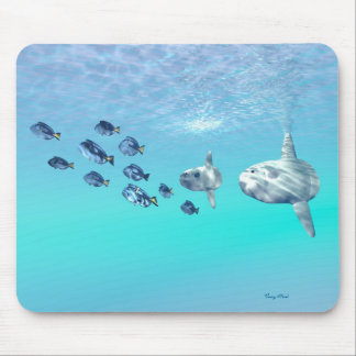 SUNFISH MOUSEPAD
