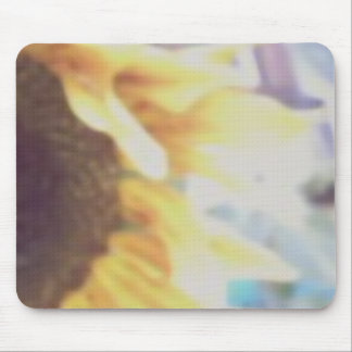 sunflow mouse pads