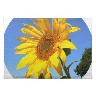 Sunflower 01.1rd, Field of Sunflowers Placemat