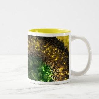 Sunflower 08d Painting Mug Watercolor Art