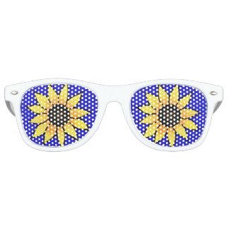 'Sunflower 3' Retro Sunglasses