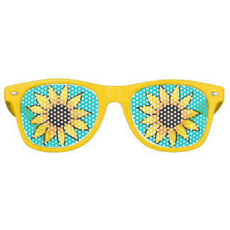 'Sunflower 4' Retro Sunglasses
