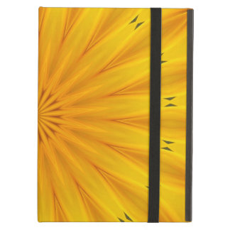sunflower a iPad air cover