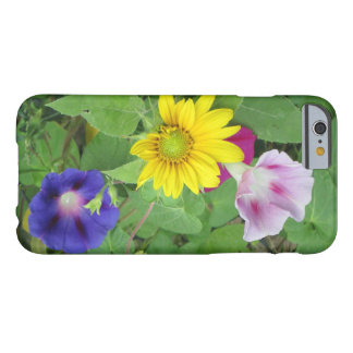 Sunflower and Morning Glory Case
