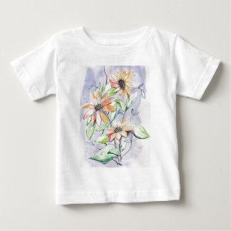 Sunflower Baby T-Shirt