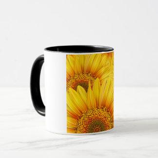 Sunflower Background Mug