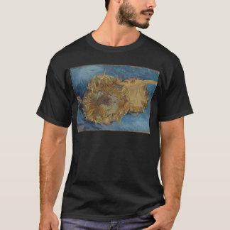 Sunflower background T-Shirt