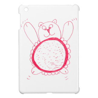 Sunflower Bear iPad Mini Case