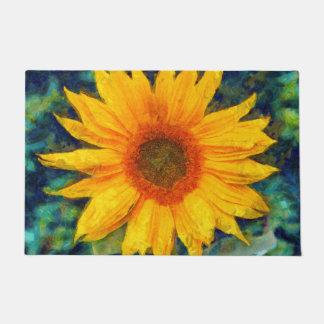 Sunflower Beauty Doormat