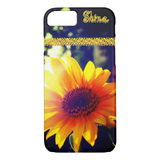 Sunflower Beauty iPhone 7 Case