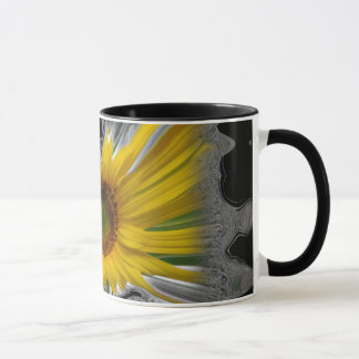 Sunflower Blast Mug