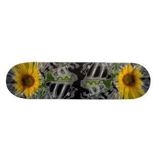Sunflower Blast Skateboard