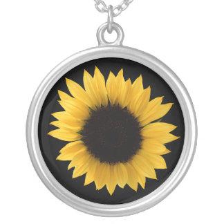 Sunflower Bloom Necklace