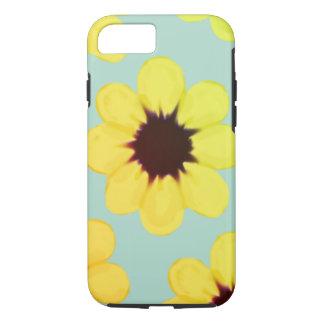 Sunflower blue iPhone 7 case