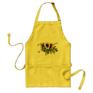 Sunflower Bouquet Standard Apron
