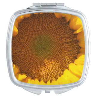 Sunflower Burst Vanity Mirror