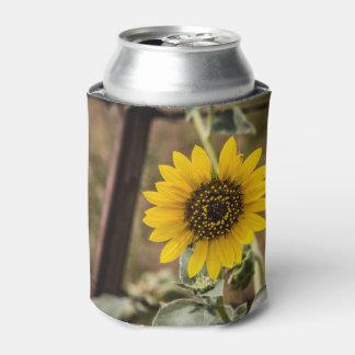 Sunflower Can Cooler