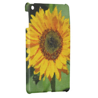 Sunflower Case iPad Mini Cases