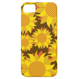 Sunflower Case-Mate Case Case For The iPhone 5