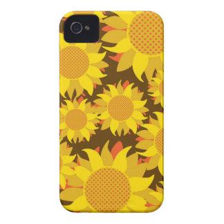 Sunflower Case-Mate Case iPhone 4 Cases