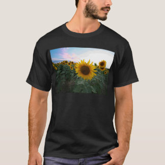 Sunflower Closeup T-Shirt
