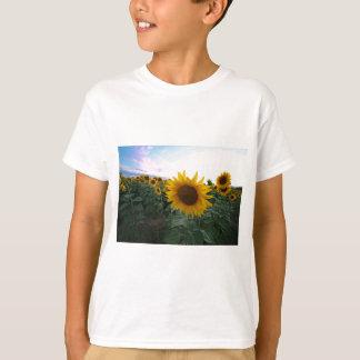 Sunflower Closeup T-Shirt