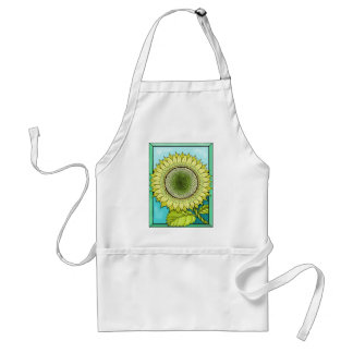 Sunflower Color Standard Apron
