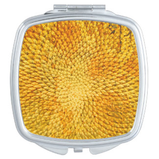 Sunflower Compact Mirrors