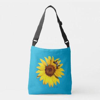"""""""Sunflower"""" Cross Body Bag"""