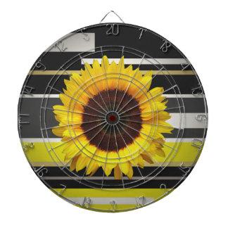 Sunflower Dart Board