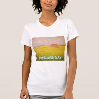 Sunflower Day T-Shirt