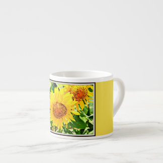 Sunflower Expresso Mug