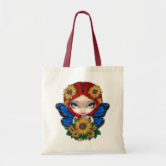 Sunflower Fairy Bag