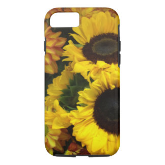 Sunflower Fall Flowers iPhone 8/7 Case