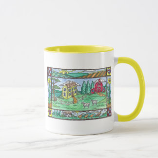 Sunflower Farm Mug