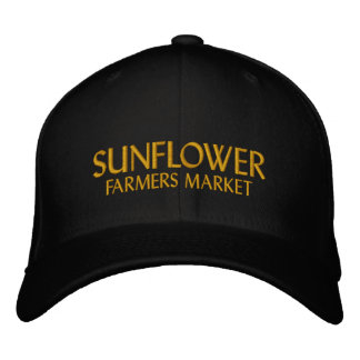 SUNFLOWER FARMERS MARKET hat