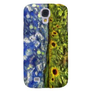 Sunflower Field Van Gogh