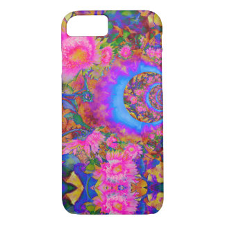 Sunflower fields forever -pink Case-Mate iPhone case