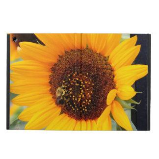 Sunflower Floral Photo iPad Air Case
