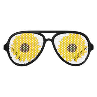 Sunflower for sunglasses Party Shades Sunglasses