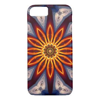 Sunflower Fractile Custom Phone Case