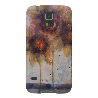 Sunflower frenzy case for galaxy s5