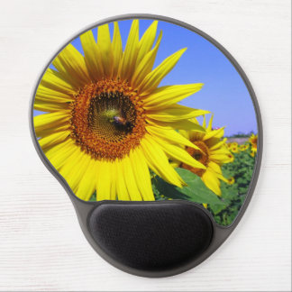 Sunflower Gel Mousepads